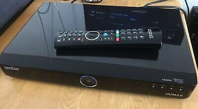 Humax Youview Dtr T1000/Gb/500G/Bt