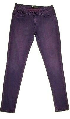 LEVIS 535 Women's SKINNY JEANS LEGGINGS SIZE 11 m  PURPLE 119970046