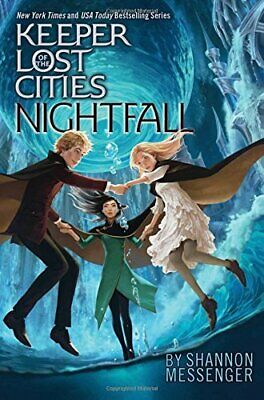 Nightfall (Keeper of the Lost Cities, Bk. 6)