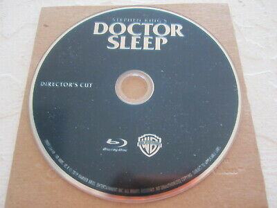 DOCTOR SLEEP Director's Cut KING BLU-RAY Disc only FREE shipping Never viewed