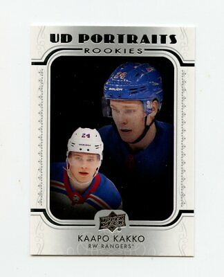 19/20 Upper Deck Series 2 Ud Portraits Rookie Rc #P 51-100 *66846