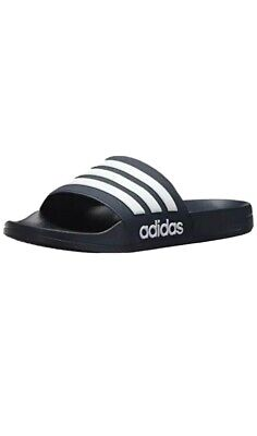 Adidas Mens Adilette Shower Locker Slide Shoe Water Sandal Color Choice AQ17