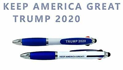 Patriotic tri-color USA pens to compliment any Donald Trump talking pen 2