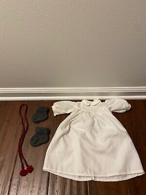American Girl RETIRED Classic ADDY Cotton Nightgown