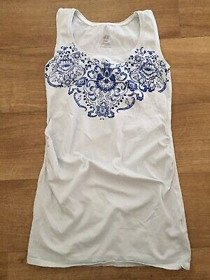 Mama Maternity Summer Top From H&M Size XS 6 8