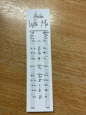 Bookmark - Abide with Me