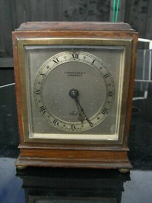 Antique Elliott Mantle Clock