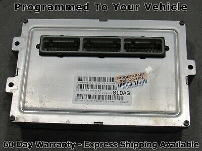 Engine Computer Programmed Plug/&Play 2005 Jeep Grand Cherokee 4.7L PCM ECM ECU