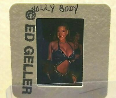 XXX Star Holly Body Original Slide Negative From Famous Hollywood Pap Ed Geller!