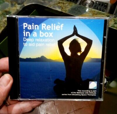 CD - Pain Relief In A Box Deep Relaxation To Aid Pain - Annie Lawler