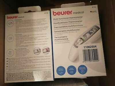BEURER FT 70 Forehead-,ear- Thermometer, stirnthermometer, Ohrthermometer FT70