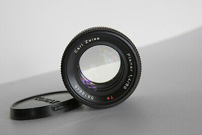 Excellent Condition - Contax Carl Zeiss Planar T* 50mm f/1.4 AEJ Lens from Japan