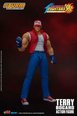 The King of Fighters 98 Terry Bogard 1/12 action figure Storm Collectibles