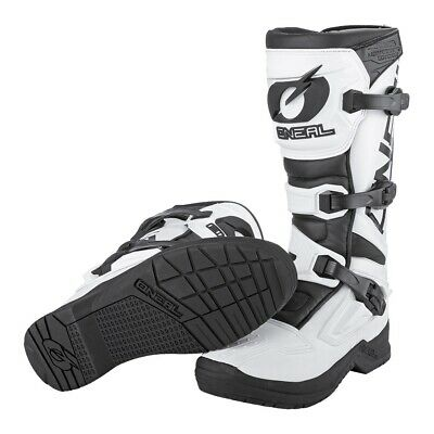 2020 ONeal O´Neal RSX Motocross MX Stiefel Weiss Enduro Boot Quad Supermoto
