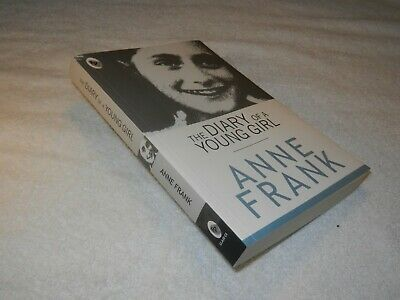 """WW II HOLOCAUST    """"ANNE FRANK: THE DIARY OF A YOUNG GIRL"""" b"""
