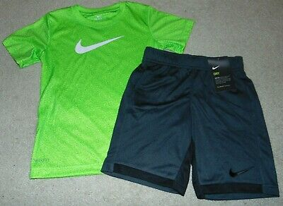 ~NWT Boys NIKE Dri-Fit Outfit! Size 7 Nice:)!