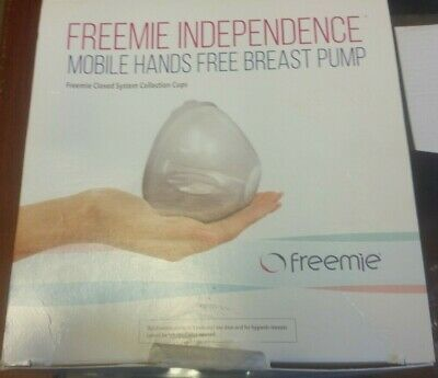 Freemie independence Mobile Hands Free Breast Pump System FG076 Unused