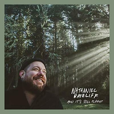 Nathaniel Rateliff - And It¿s Still Alright - CD - New