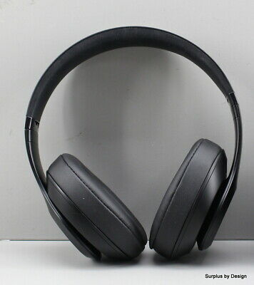 Beats Studio3 Wireless Over-Ear Headphones / Matte Black