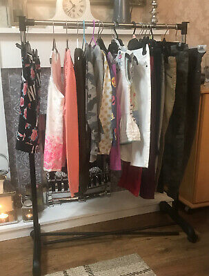 Girls Age 7-8 Massive Bundle Of Clothes From Next,Monsoon,Etc Few BNWT 20+Items