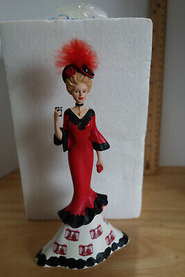 Radiant Beauty Hamilton Collection Refreshing Beauty Coca-Cola Woman Figurine