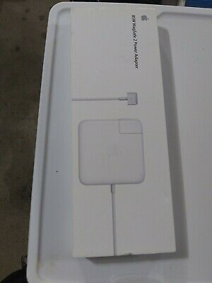 Apple 85w Magsafe 2 Power Adapter for Macbook Pro 13 15 Air (2012-2015)MD506LL/A
