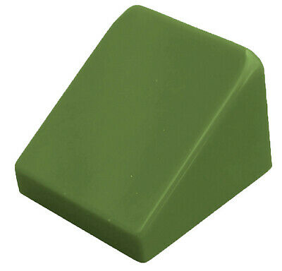 Lego Olive Green Plate 1x1 20 pieces NEW!!!