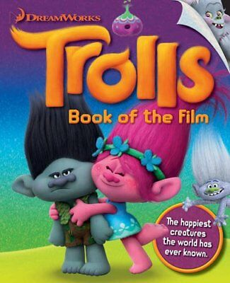 Trolls Book of the Film, Igloo Books, New, Book