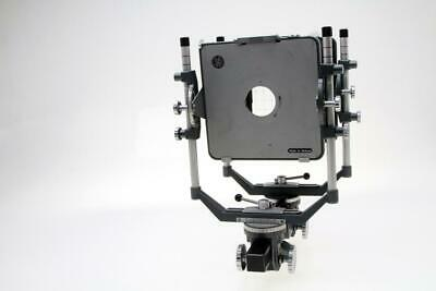 Calumet  4x5 Monorail Camera with Grey Bellows