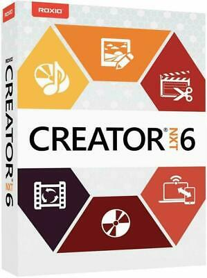 Roxio Creator NXT Pro 6 Full Version Windows Lifetime Licence Key Email Delivry