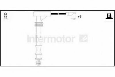 Intermotor Ignition Lead Set 73523 Replaces 46413088,ZK1392