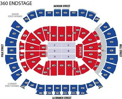 2 Tickets Post Malone 03/09/20 Toyota Center - TX Houston, Section 119, Row 3