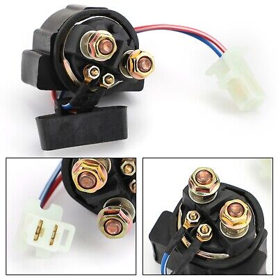 STARTER /& DRIVE YAMAHA GRIZZLY 600 YFM600 595cc Engine 1998-2001 RELAY SOLENOID