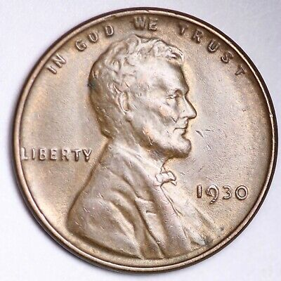 ABOUT UNCIRCULATED*  **FREE SHIPPING** 1936 S Lincoln Wheat Cent Penny   *AU