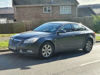 2011 (61) VAUXHALL INSIGNIA SRI 2.0 CDTi DIESEL SALVAGE DAMAGED REPAIRABLE