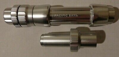 New Pacific Pac Bay Channel Lock Graphite Fishing Rod Reel Seat GCL-20 Black