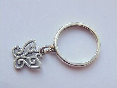 James Avery Sterling Silver SPRING BUTTERFLY Charm Dangle Ring *Size 5