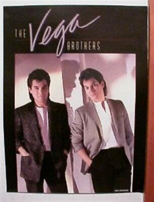 The Vega Brothers Promo Affiche