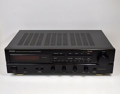 Denon DRA-545R Precision Audio Component AM FM Stereo Receiver Amplifier