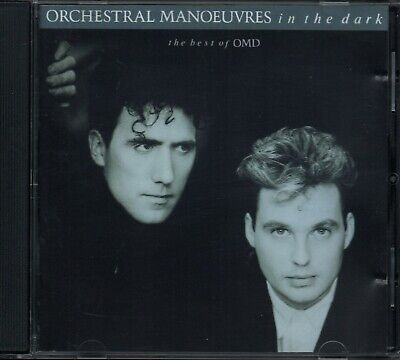 ORCHESTRAL MANOEUVRES IN THE DARK - The Best Of OMD - CD Album *Hits**Singles*