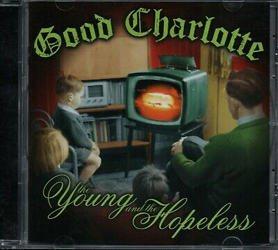 GOOD CHARLOTTE - The Young And The Hopeless - CD Album