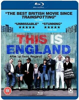 This Is England Blu Ray New Sealed