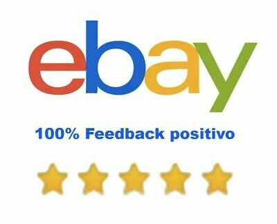 Feedback Positivo 5 Stelle Rilascio IMMEDIATO!!