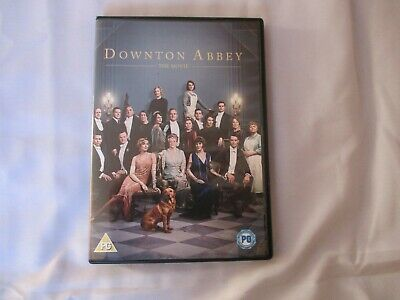 Downton Abbey The Movie DVD watched once
