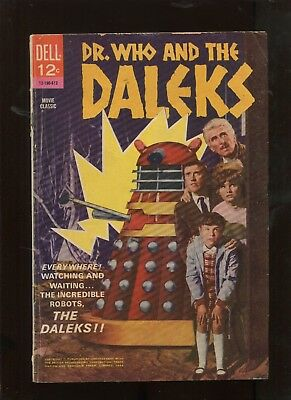 Dr. Who And The Daleks #1 (4.5)