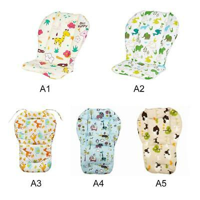 Breathable Baby Stroller Seat Pad Liner High Chair Seat Pram Cushion Liner Mat