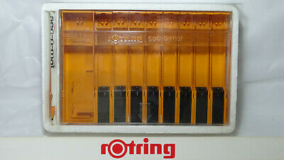 ------ Rotring College Set ---  Sec O Mat --- Micronorm  Isograph  Variant