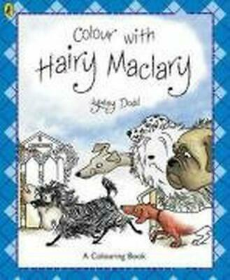 Colour with Hairy Maclary (Hairy Maclary and Friends) by Dodd, Lynley, Paperback