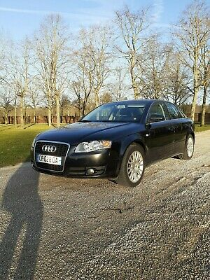 VENDS AUDI A4 2.0 TDI AMBITION LUXE MULTITRONIC 2005  160000km