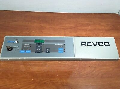 Face plate / Display for Revco ULT2586-9-A30 Ultima II Scientific Freezer w/ KEY
